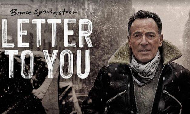 De jeugdige baldadigheid is er niet meer, maar met Letter to You zingt Bruce Springsteen over hoe je met gratie oud kan worden.