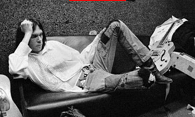 It was 50 years ago today I Neil Young, After the Goldrush