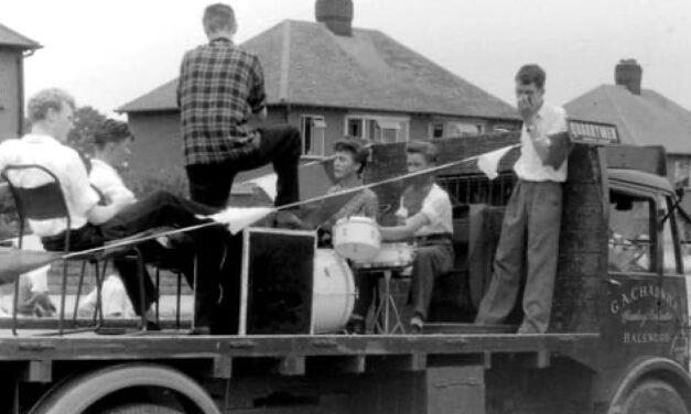 Before they were Beatles, they were Quarrymen