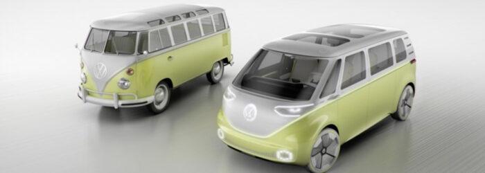 Volkswagen brengt zijn legendarische hippiebusje terug, en hoe!