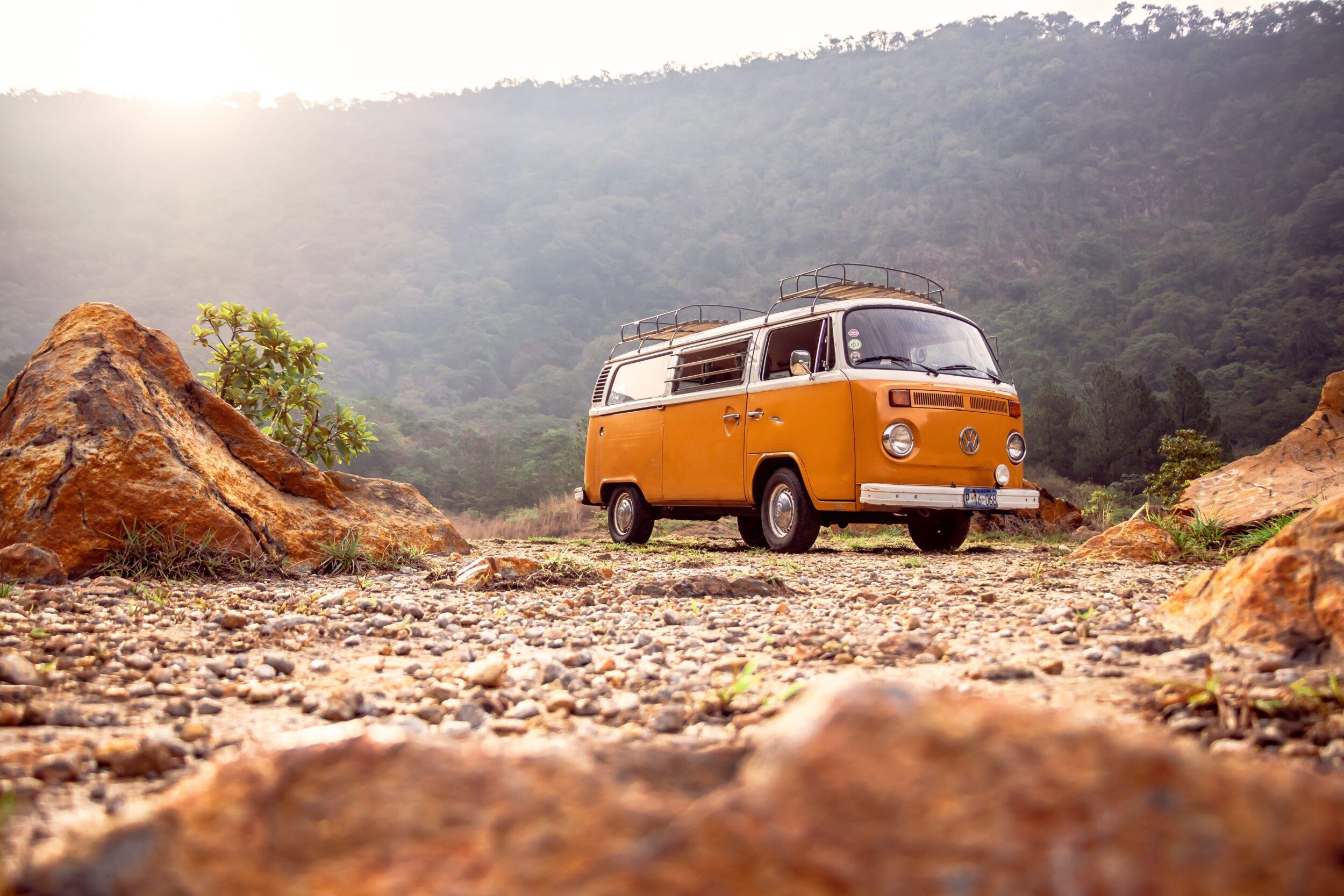 'Huur een VW Camper op jouw maat'