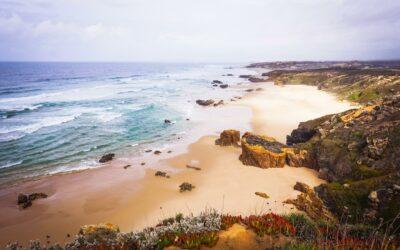 De Portugese Fishermen's Trail is prachtig, maar zwaar
