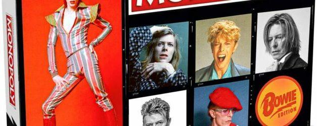 Met je ruimtehelm op stap langs albumhoezen in monopoly's David Bowie-editie